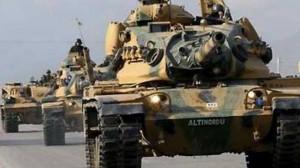 Turkey-deploys-tanks
