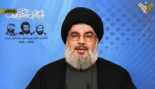 Nasrallah: Hezbollah stronger, resistance only choice