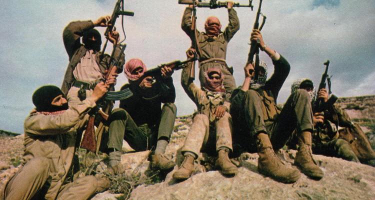 Jordan border guards arrest seven Syria militants1