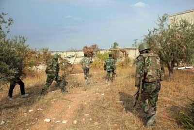 SSyrian-Army