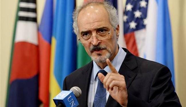 Syria raps Saudi, Qatar and Turkey for supporting terrorism