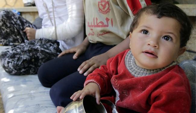 Living in rubble, Syrian children devastated under siege: UN