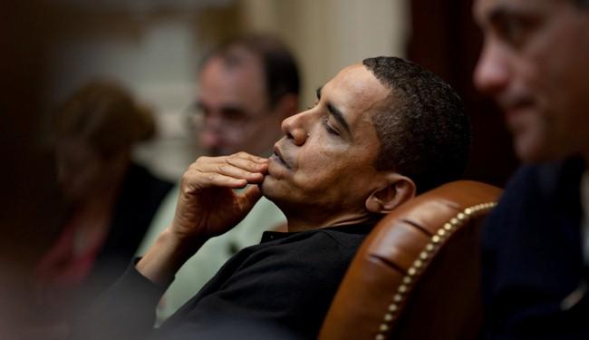 Is Obama sighting attacking Syria to compensate Crimea failure?
