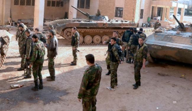 5 militant commanders killed in Aleppo prison clashes