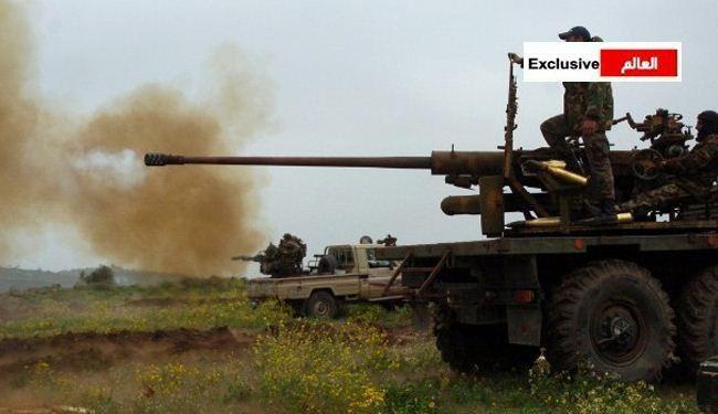 Exclusive video: Syrian troops kill many terrorists in Kasab near Turkey