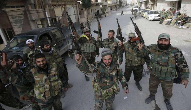 Syria army crush militants in Lattakia, Daraa, Homs