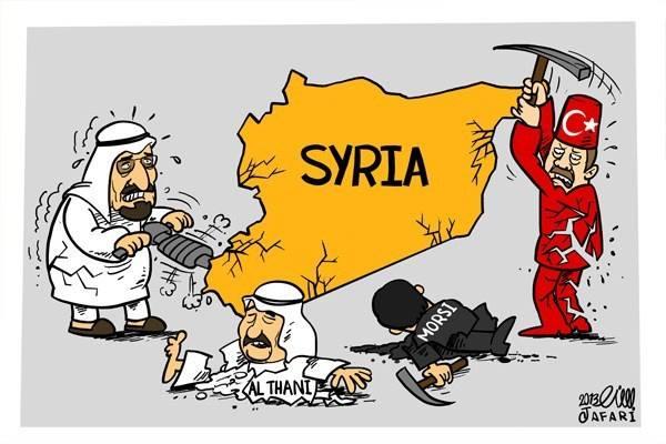 Muslim Munafeeq Brotherhood S Dirty Role In The War On Syria Syria Truths Syria Truth The