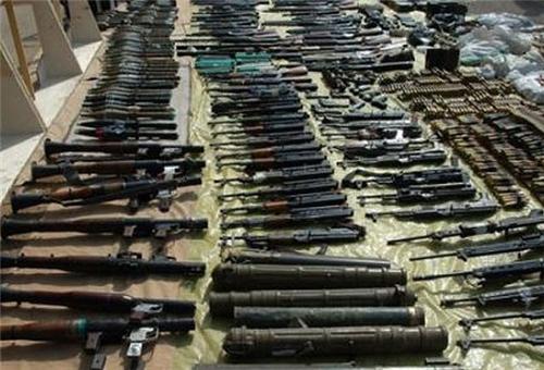 Al-Qaeda's Heavy Arms Depot Discovered in Jordan
