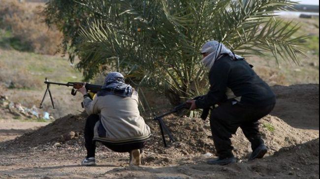 Clashes continue between Iraqi army, Al-Qaeda terrorists