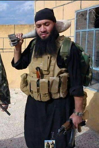 Jordanian terrorist Abu Maryam was killed by Syrian Army