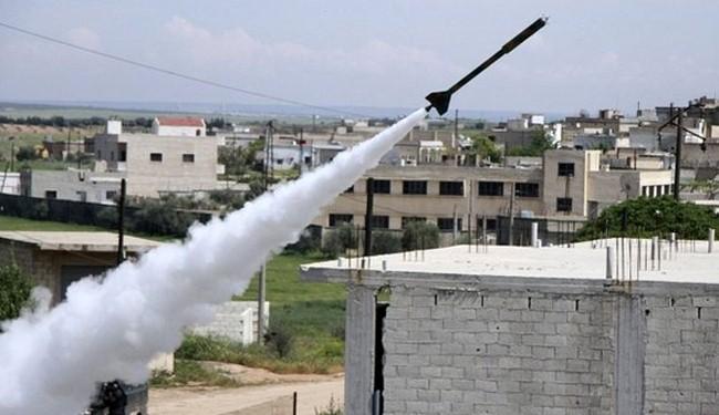 Nusra terrorists use poison gas in Hama: Syria TV