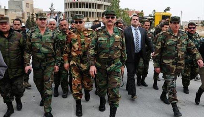 Syrian army regains control of Rankus: Report