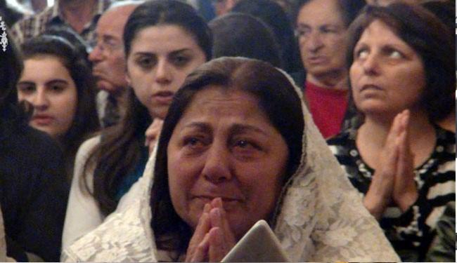Christians flee Syria's Kessab, Armenia accuses Turkey