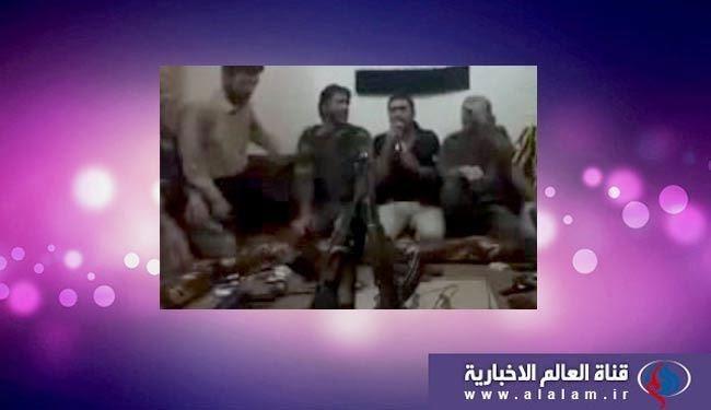 Suicide explosive belt goes off among terrorists + clip