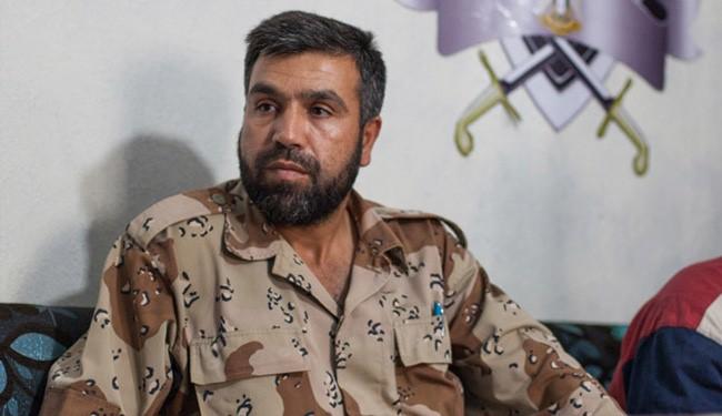 US-backed rebel leader admits helping Al-Qaeda in Syria