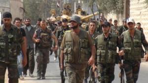 Syria forces break siege of Aleppo central prison