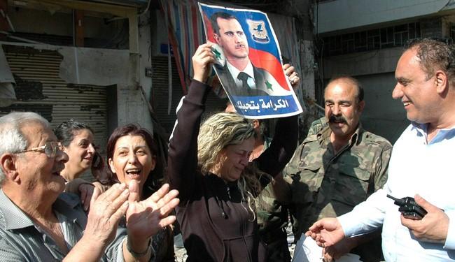 Homs Agreement, an Achievement for Int'l Organizations