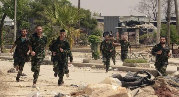 Tiger Forces Arrive in Hama to Combat Jabhat Al-Nusra