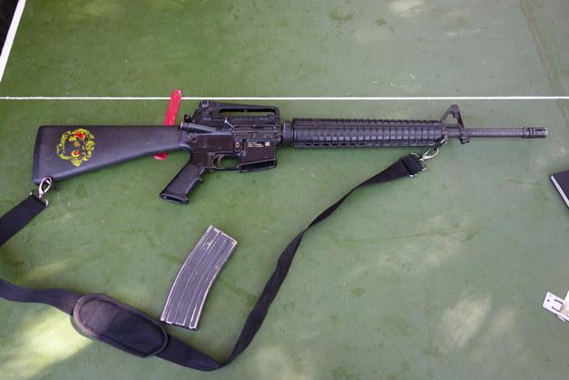 'Daesh' Militants Using US Arms Supplied By Saudi Arabia