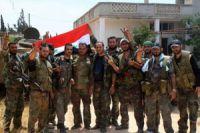 Damascus vicinity recapture goes on