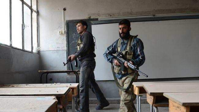 Saudi Arabia to host training bases for Syria militants