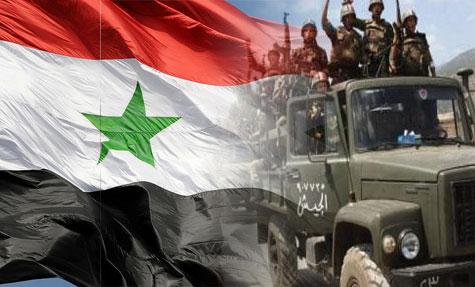 Syrian Army Regains Full Control of Halfaya in Hama