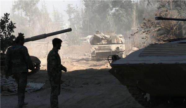 Syrian in Last 24 Hours Army Kills Key Terrorist Leader in Jobar