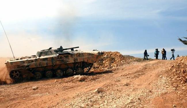 Syria, Hezbollah forces kill Nusra Front commander