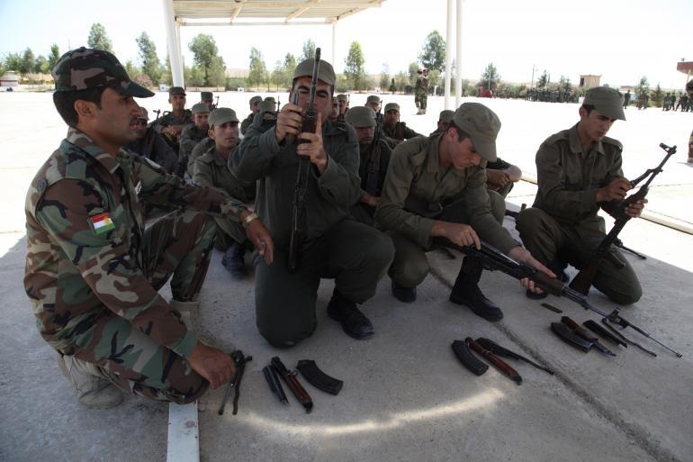 kurdish-forces