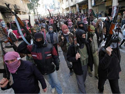 syrian-militants