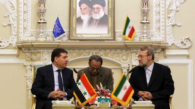 390654_Larijani-Halqi-meeting