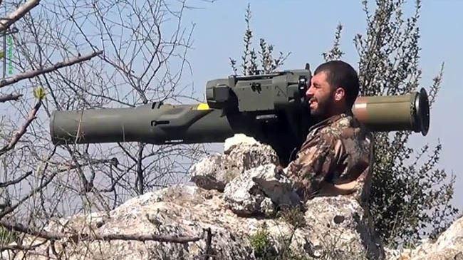 392462_Syria-militant-missile (1)