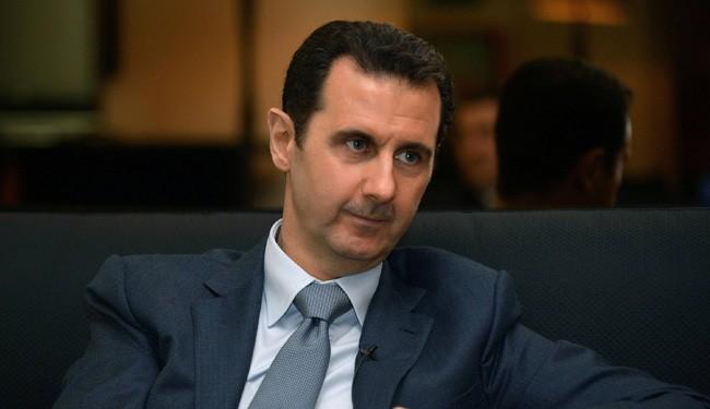 "Assad: ""Who Created Islamic State, Syria or United States?"