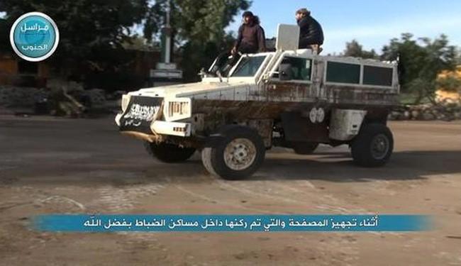 Nusra Front Used UN Vehicle for Terrorist Attack