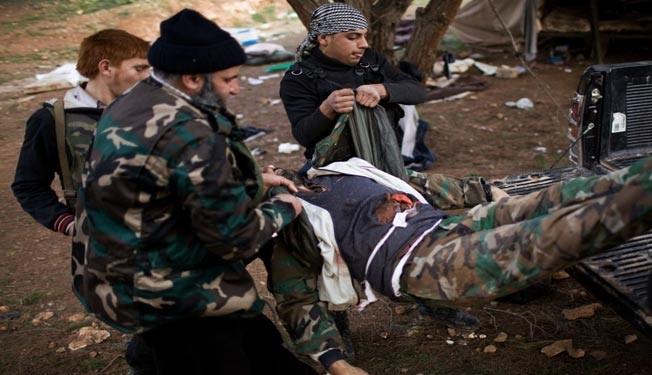 German terrorist leader killed in Latakia