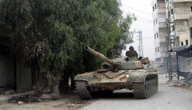 Syria army retakes Alawite massacre village: SANA
