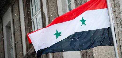Vier Mitarbeiter der syrischen Botschaft werden ausgewiesen