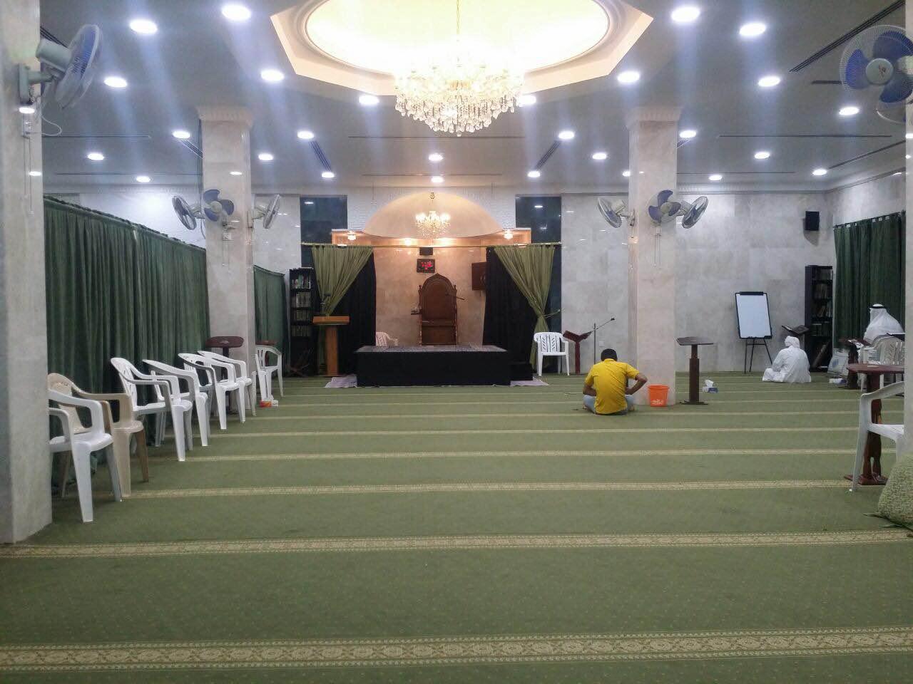 Bahraini-Mosque