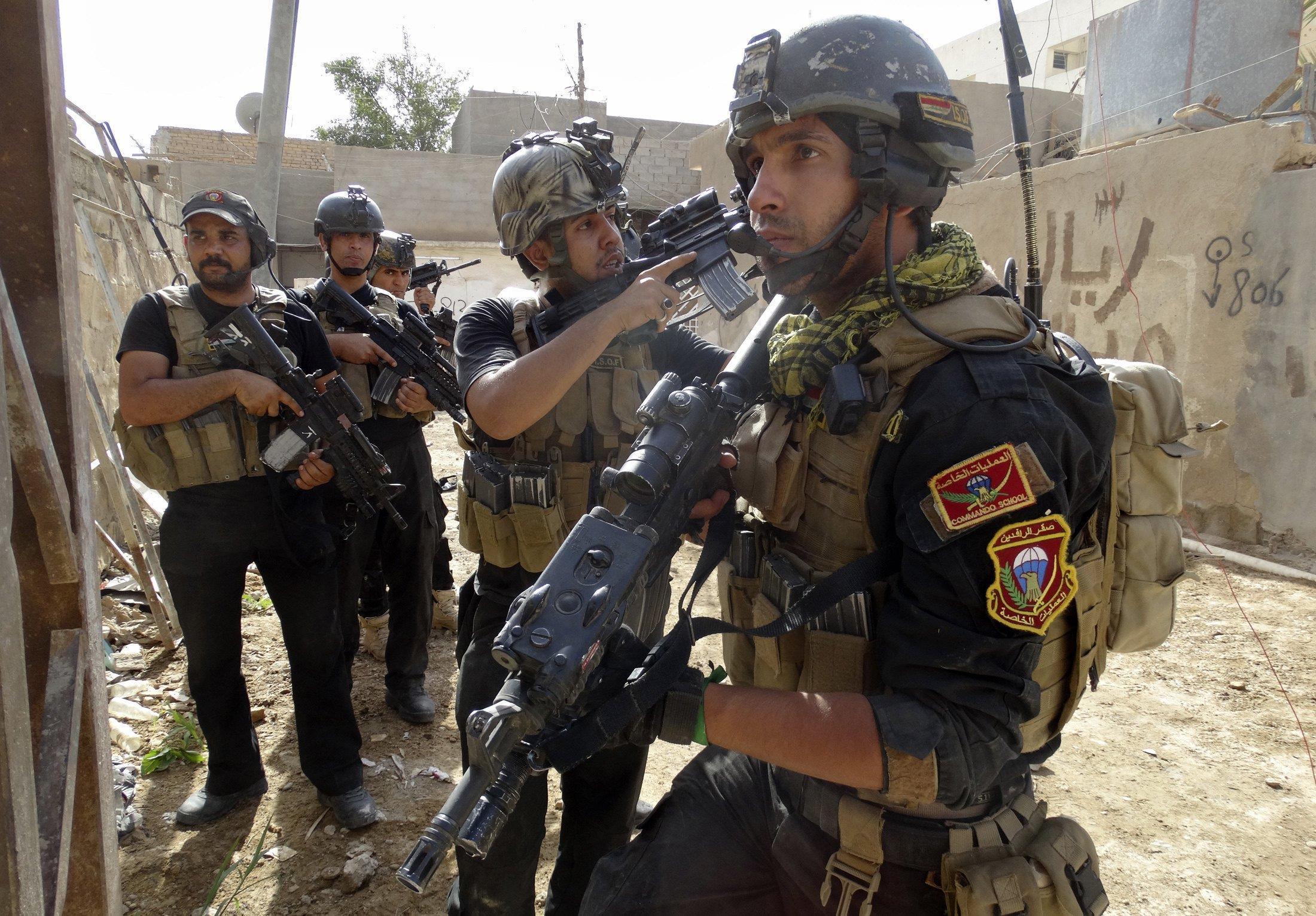Iraqi-security