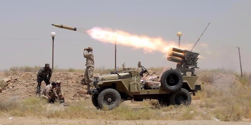 Iraqi Army Surrounds ISIS Militants in Northern Salahuddin Province