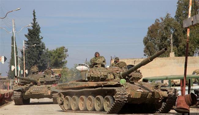 Syrian Soldiers Take Full Fire-Control over Al-Lairamoun-Castillo Road in Northern Aleppo