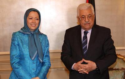 Maryam-Rajavi-Mahmoud-Abbass-400