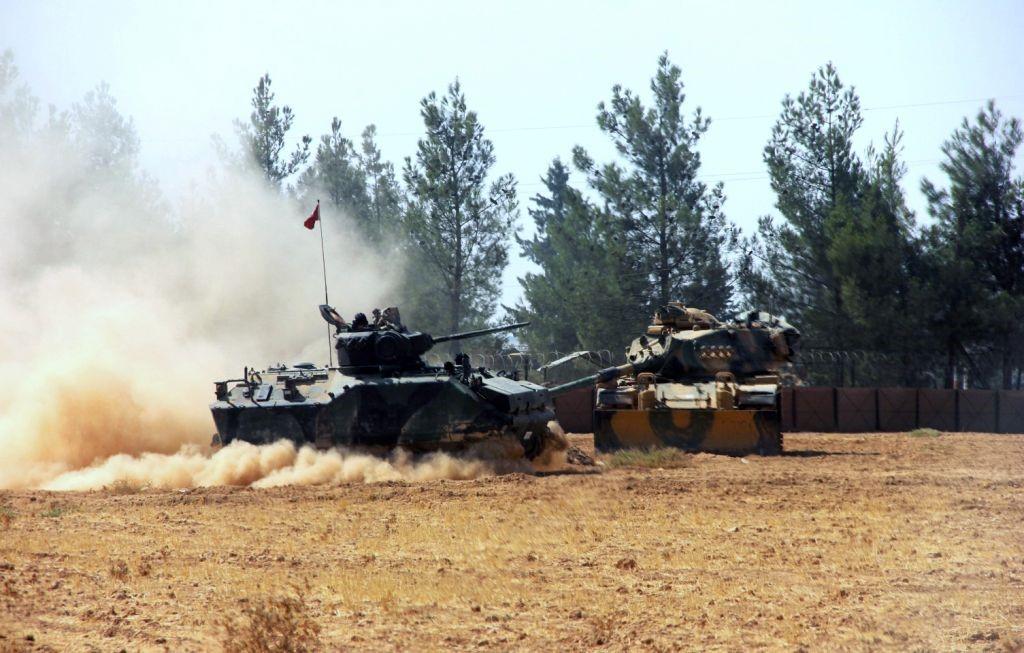 Turkish Army Bombardments Kill at least 10 Civilians in Syria's Azaz City