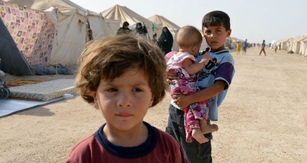 Iraqi Children from Mosul Speak of ISIS Crimes