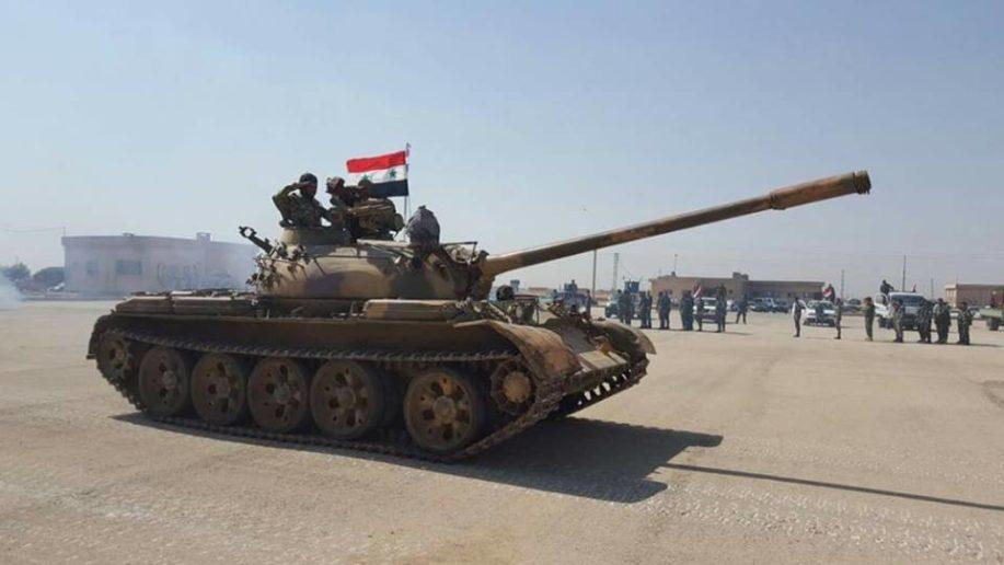 Syrian-Army-tank-in-Qamishli-917x516