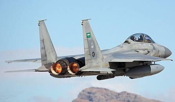 Saudi-F-16